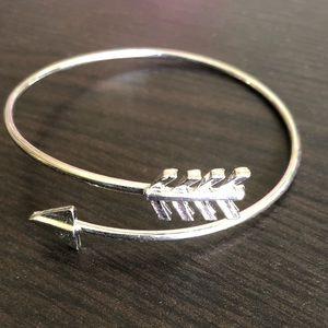 Jewelry - Silver Arrow Bracelet